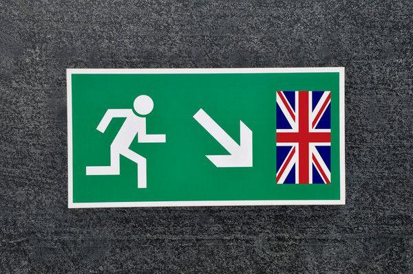 ILLUSTRATION - Brexit-Folgen