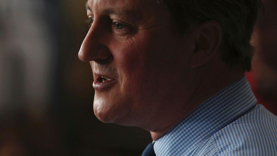 War doch an Briefkastenfirmen beteiligt: David Cameron