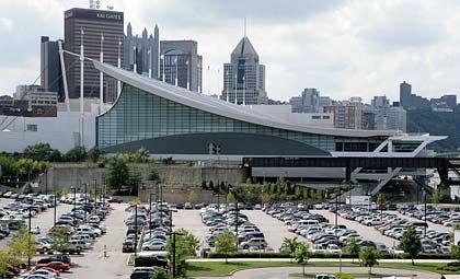 Pittsburgh: Im David L. Lawrence Convention Center wird der Gipfel abgehalten werden