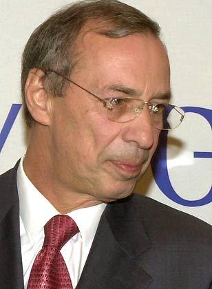 HVB-Vorstandschef Dieter Rampl sieht den Kapitalbedarf der Bank offenbar noch nicht gedeckt