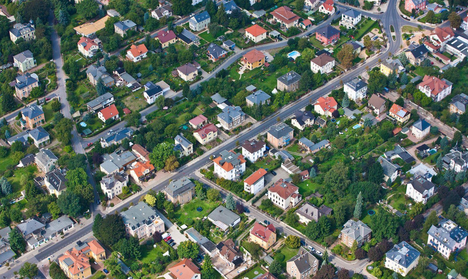 Wohnhäuser dresden