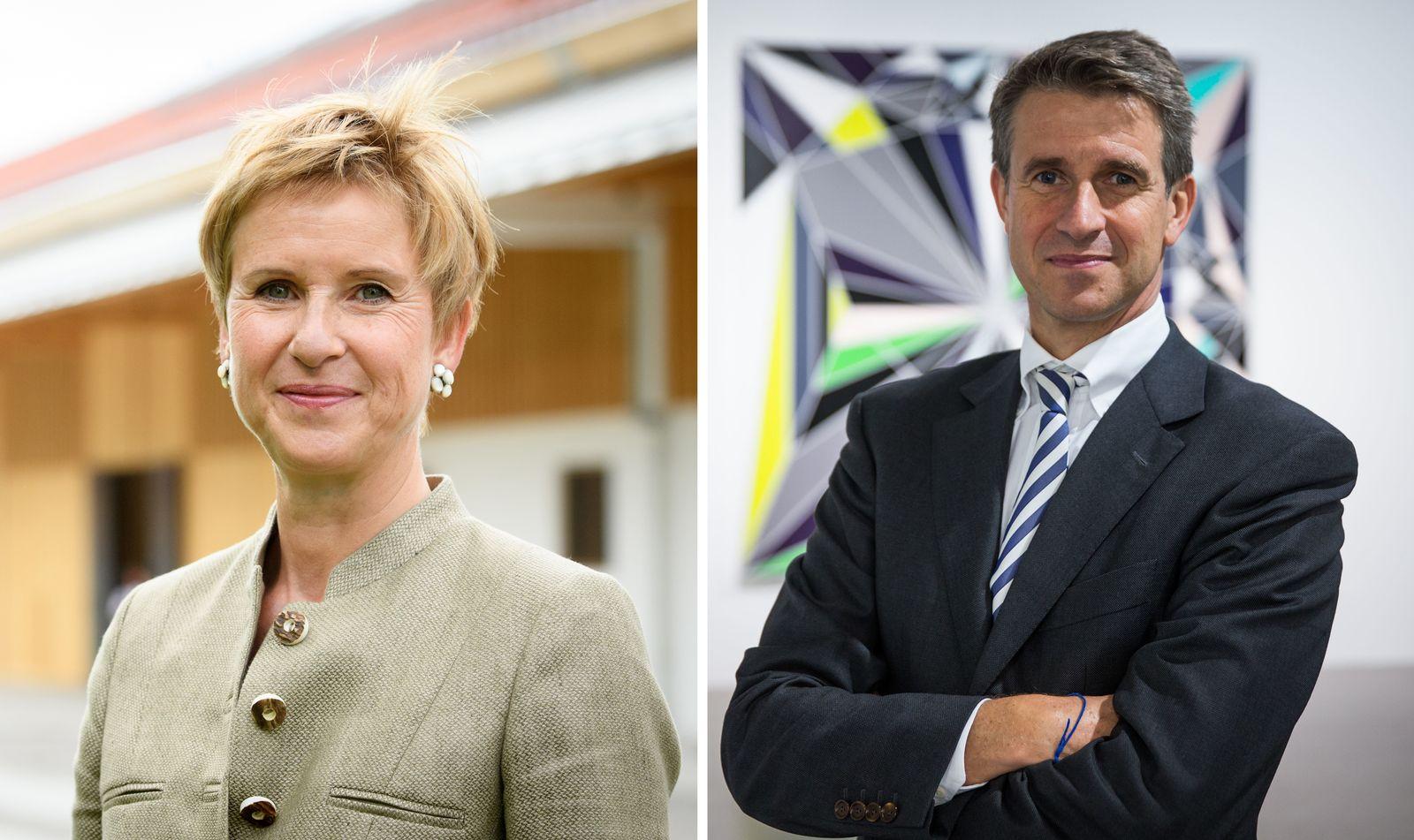 Kombo/ Stefan Quandt/ Susanne Klatten