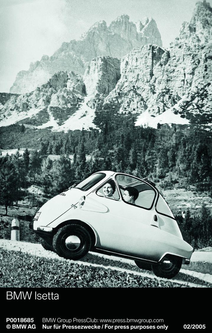 BMW Isetta von 1956