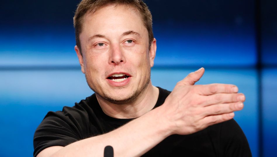 """Tesla-Chef Elon Musk: """"Bin aufgeregt, mit Goldman Sachs und Silver Lake zusammenzuarbeiten"""""""