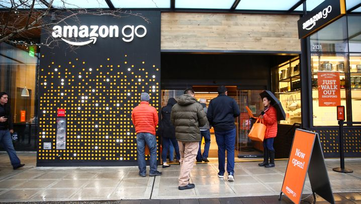 In Amazons Netz: Wo Amazon überall aktiv ist