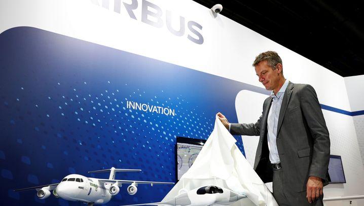 Airbus Maveric: Diese Zukunftsvision soll das Fliegen radikal verändern