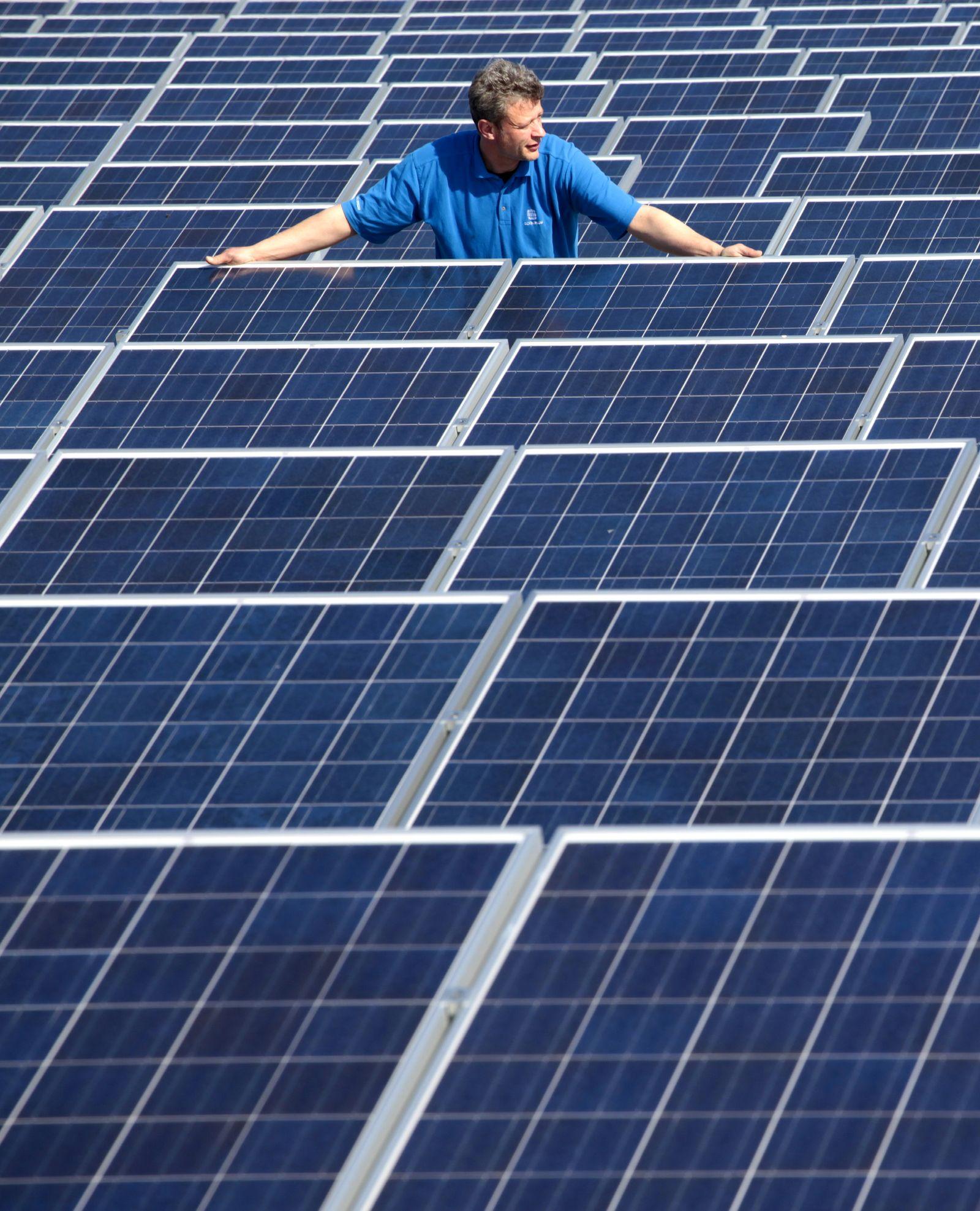 NICHT VERWENDEN Solar conergy