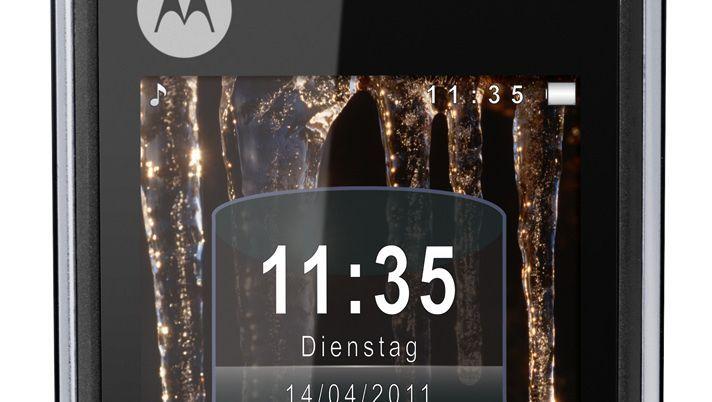 Weniger Absatz: Im Weihnachtsgeschäft konnte Motorola nicht punkten.