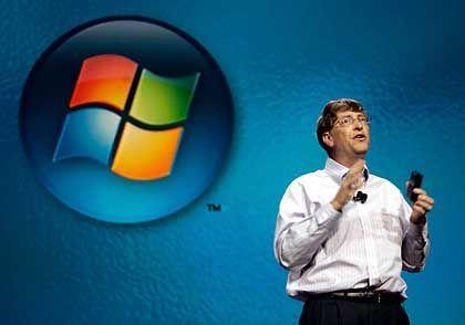 """Microsoft-Gründer Gates: """"Unsere Erfolgsgeschichte ist die ständige Innovation"""""""