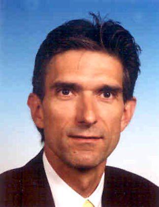 Der neue Finanzchef Roland Wider