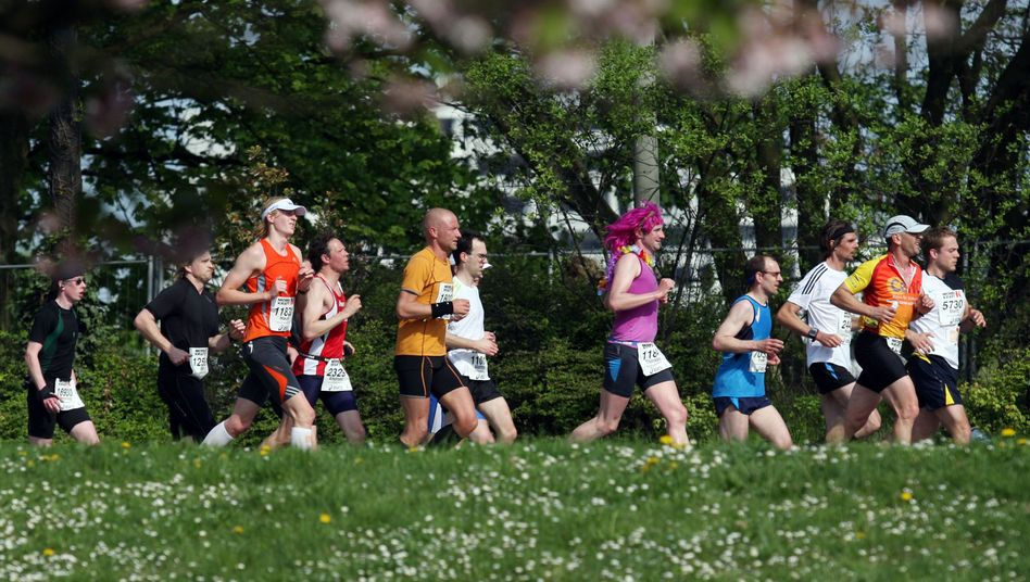 Bunte Vielfalt: Läufer laufen aus den unterschiedlichsten Gründen - und auf verschiedenste Arten