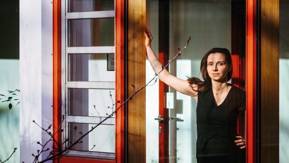 Rising Star: Elisa Kieback gründete 2017 in Berlin T-knife. Für das auf T-Zell-Therapie gegen Krebs spezialisierte Biotech-Start-up warb sie 66 Millionen Euro Risikokapital ein – in Europa und den USA.