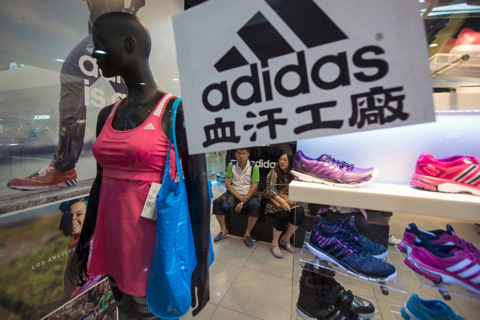 Adidas Store / China