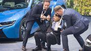 """BMW-Chef sagt nach Kollaps alle Termine ab - Zustand """"nicht besorgniserregend"""""""