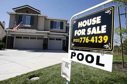 Kettenreaktion: Die Probleme amerikanischer Hausbesitzer haben den Private-Equity-Markt erreicht