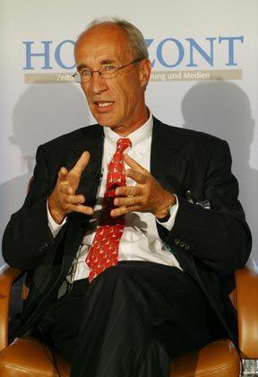 Klaus Schumann, Deutschland-Chef von Procter & Gamble