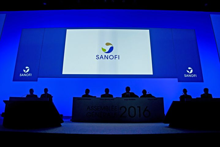 Pillenknick statt Pillen-Airbus: der Pharmakonzern Sanofi.