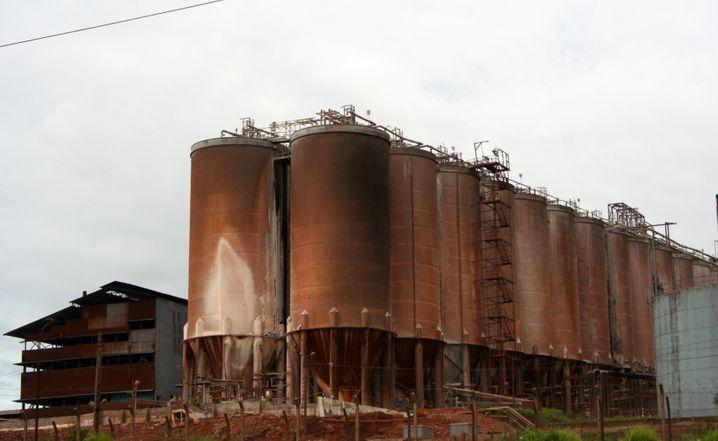Lieferland Guinea: Nahezu Monopol für die deutsche Aluminiumindustrie, aber kaum Macht
