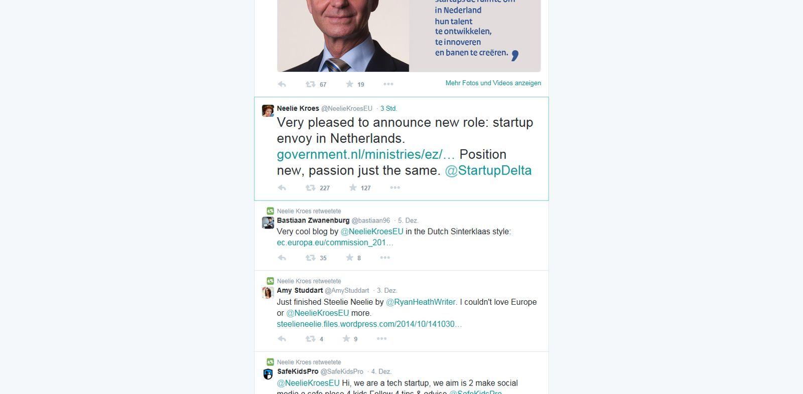SCREENSHOT Tweet Neelie Kroes