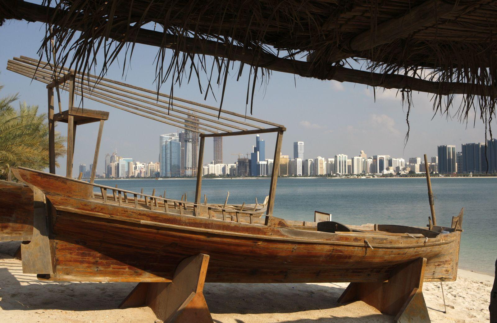 Abu Dhabi/ Skyline