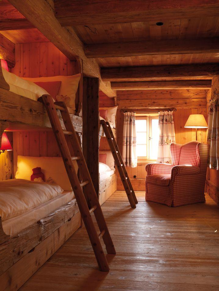 Champagnerempfang im Pustertal: San Lorenzo Mountain Lodge
