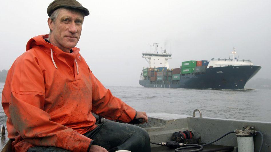 Elbfischer Olaf Jensen