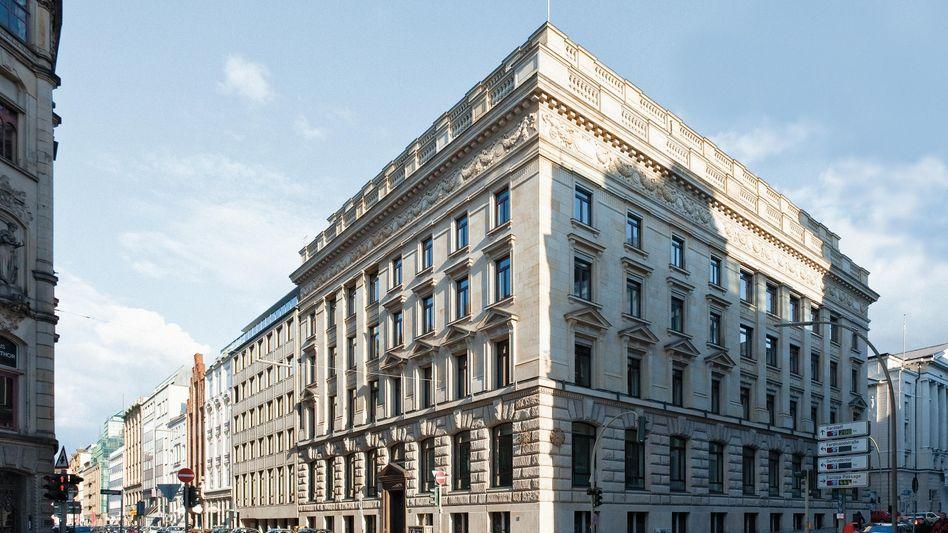 Die Privatbank M.M. Warburg in Hamburg: Die Staatsanwaltschaft Köln ermittelt gegen das Geldhaus wegen Verwicklung in die Cum-Ex-Geschäfte
