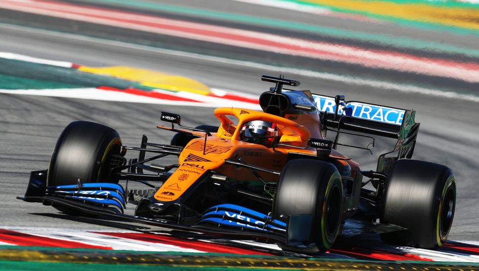 Die McLaren Group drückt die Kostenbremse