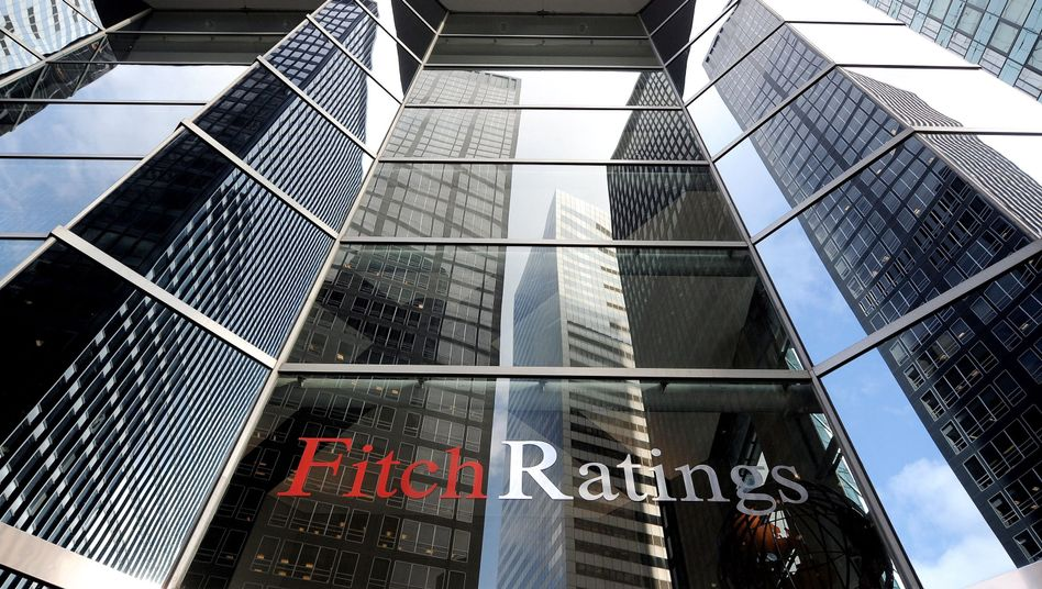 Fitch-Zentrale in New York: Die Ratingagentur glaubt nicht an ein schnelles Ende der Euro-Krise.