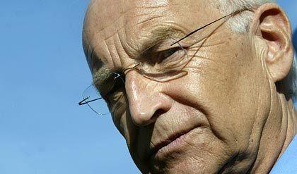 Tritt Ende September zurück: CSU-Chef Stoiber
