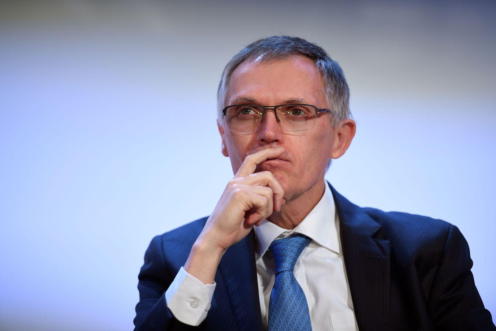 Opel Pressekonferenz Übernahme / Carlos Tavares