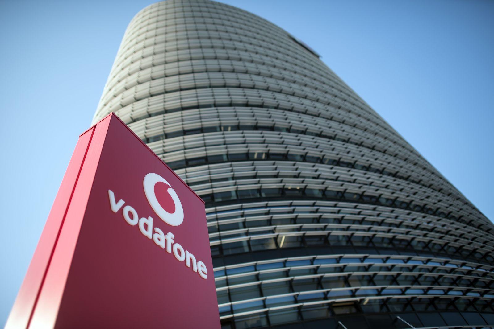 Netzwelt/ Vodafone Zentrale Düsseldorf