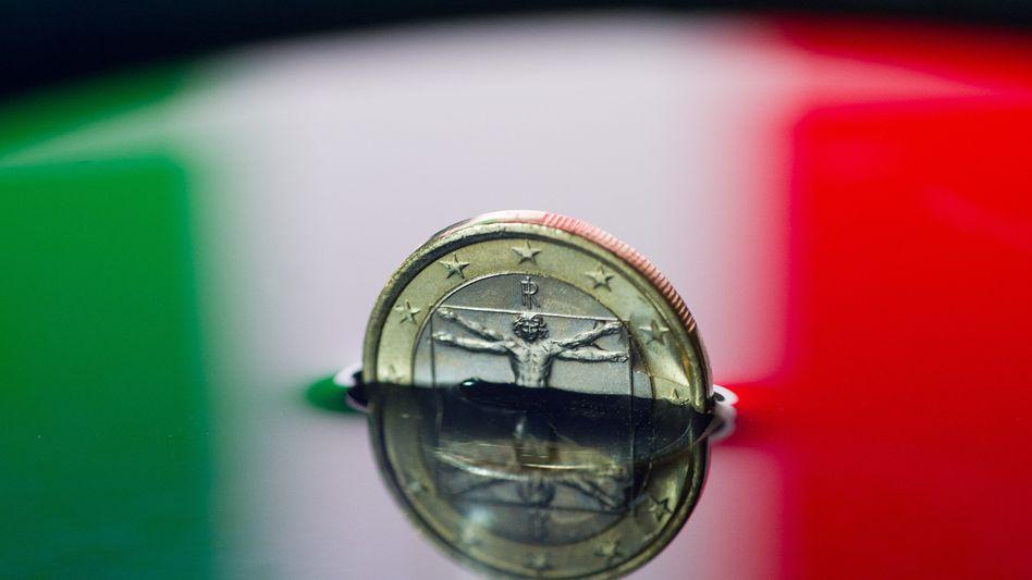 Bewährungsprobe: Das italienische Finanzministerium will am Montag bis zu drei Milliarden Euro neue Schulden aufnehmen
