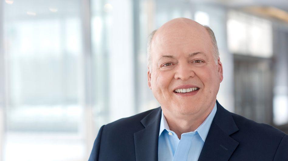 Jim Hackett, bis Oktober 2020 CEO von Ford.