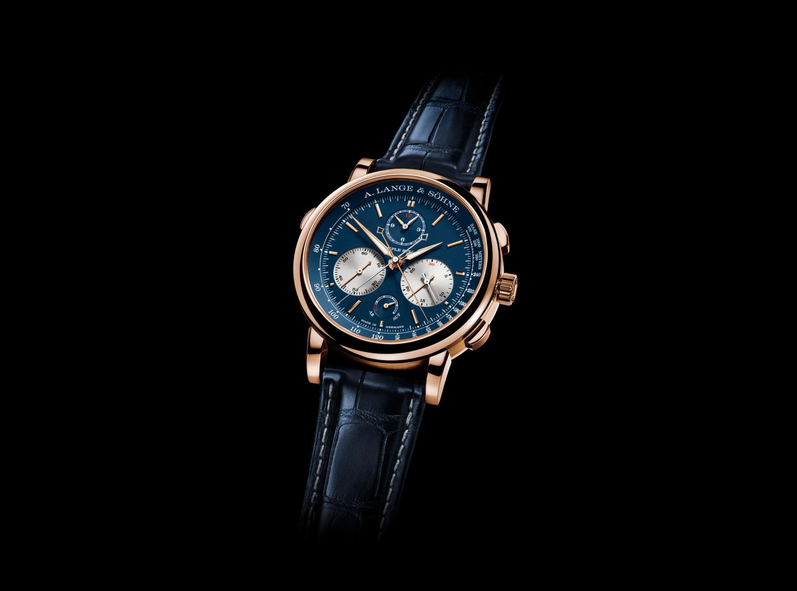 SIHH | Watches and Wonders | A. Lange & Söhne Triple Split