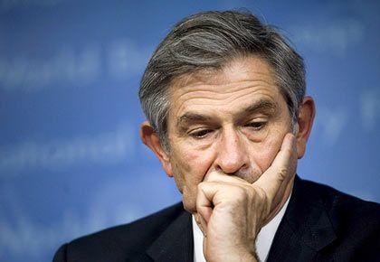 Denkt nicht an Rücktritt: Weltbank-Chef Wolfowitz