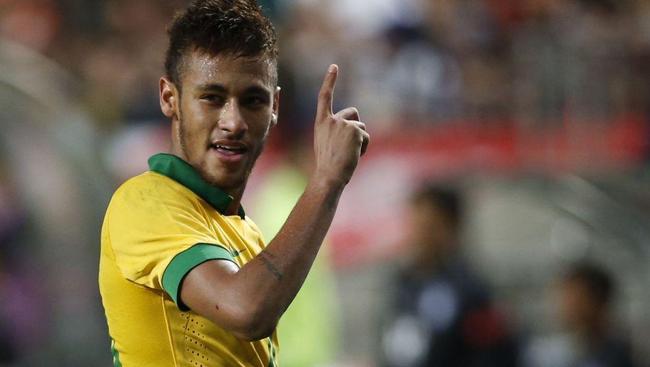 Neymar: Künftig für Puma unterwegs - auch abseits des Platzes