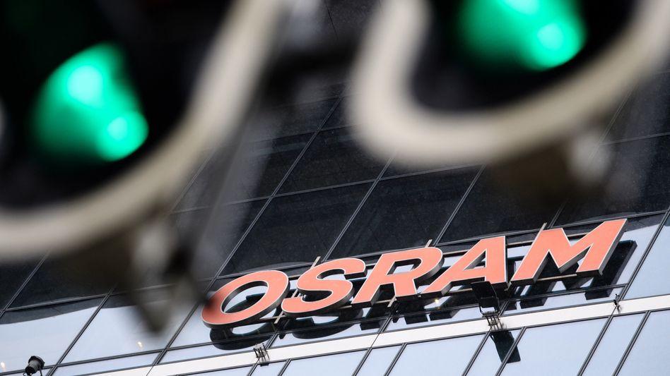 Osram-Zentrale in München: Um den Leuchtmittelspezialisten ist ein Wettbieten entbrannt.