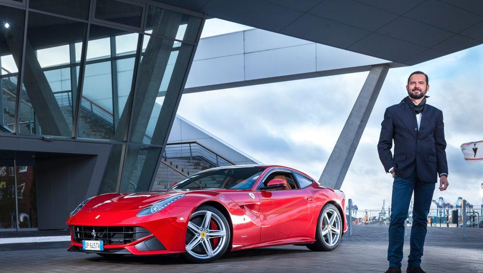 Ferrari F12 Berlinetta: Ein sanfter Extremist