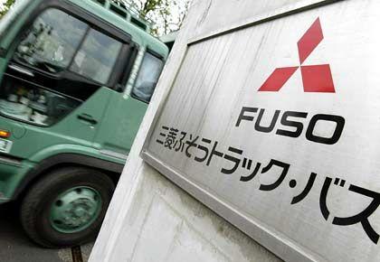 Zu 85 Prozent bei DaimlerChrysler: Ehemalige Mitubishi-Tochter Fuso