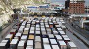 Warentransport mit Großbritannien laut BDI-Chef erheblich gestört