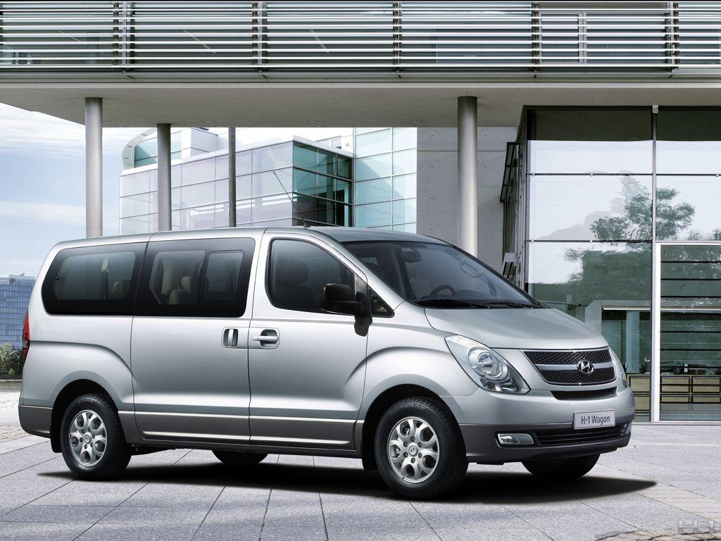 Hyundai Cargo Van H-1 H1