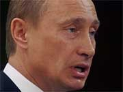 Der Unverstandene: Putin wurde für seine Rede kritisiert