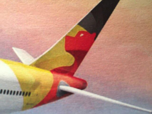 EINMALIGE VERWENDUNG Air-Berlin/ Logo