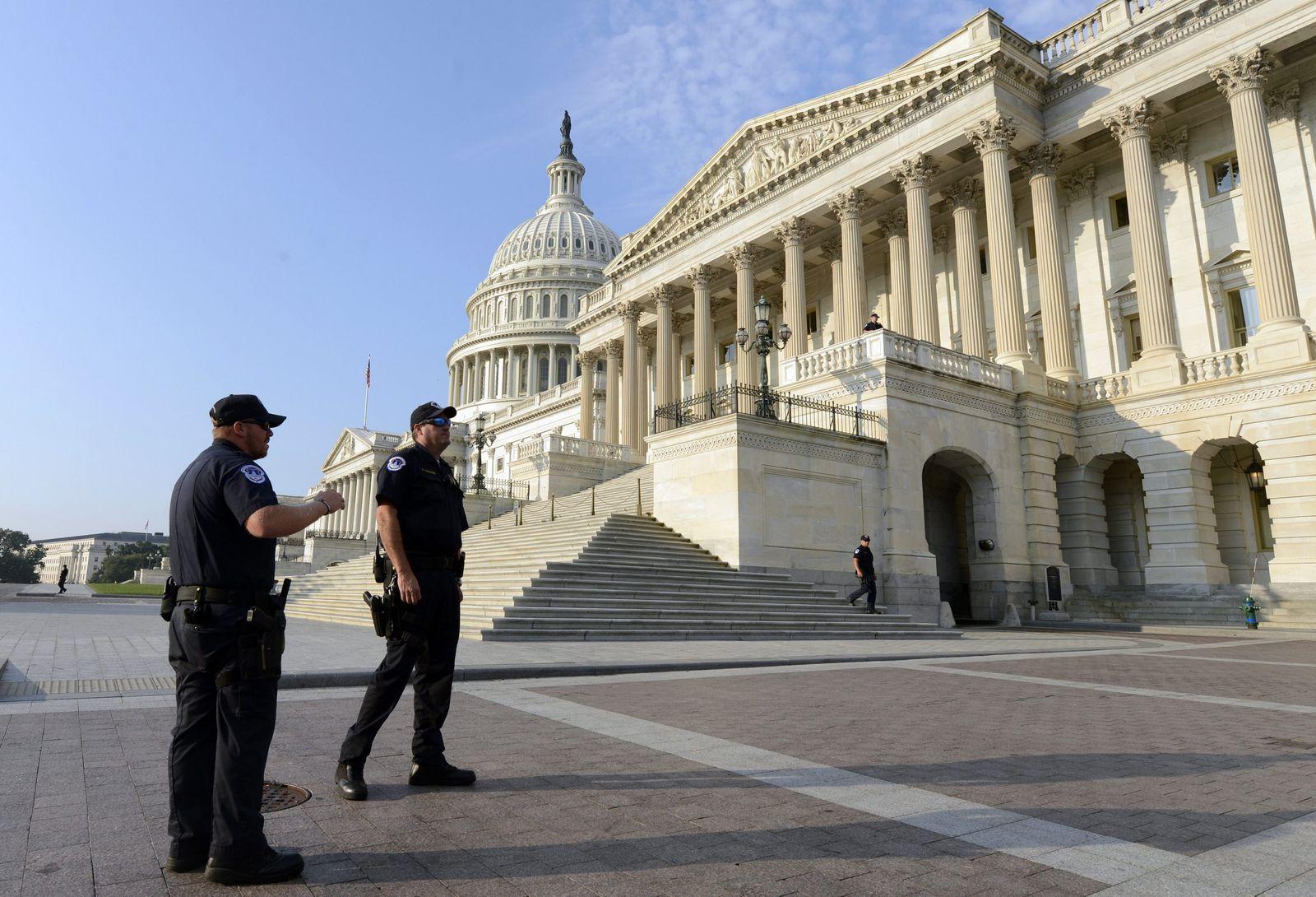 Capitol / Shutdown