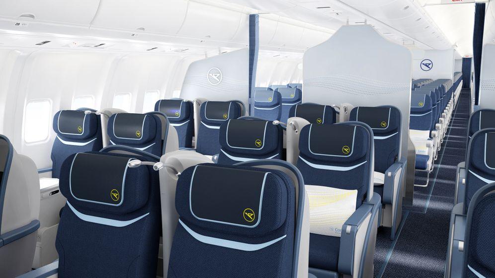 Luxuriös in den Urlaub: Die Business-Class-Angebote der Ferienflieger