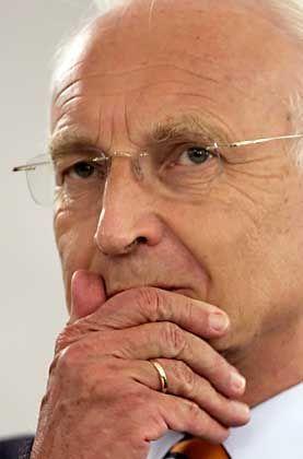 """Edmund Stoiber: """"Der Parei zu viel zugemutet"""""""