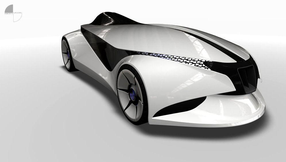 Luxusautos der Zukunft: Sportler, Gleiter und Kokons