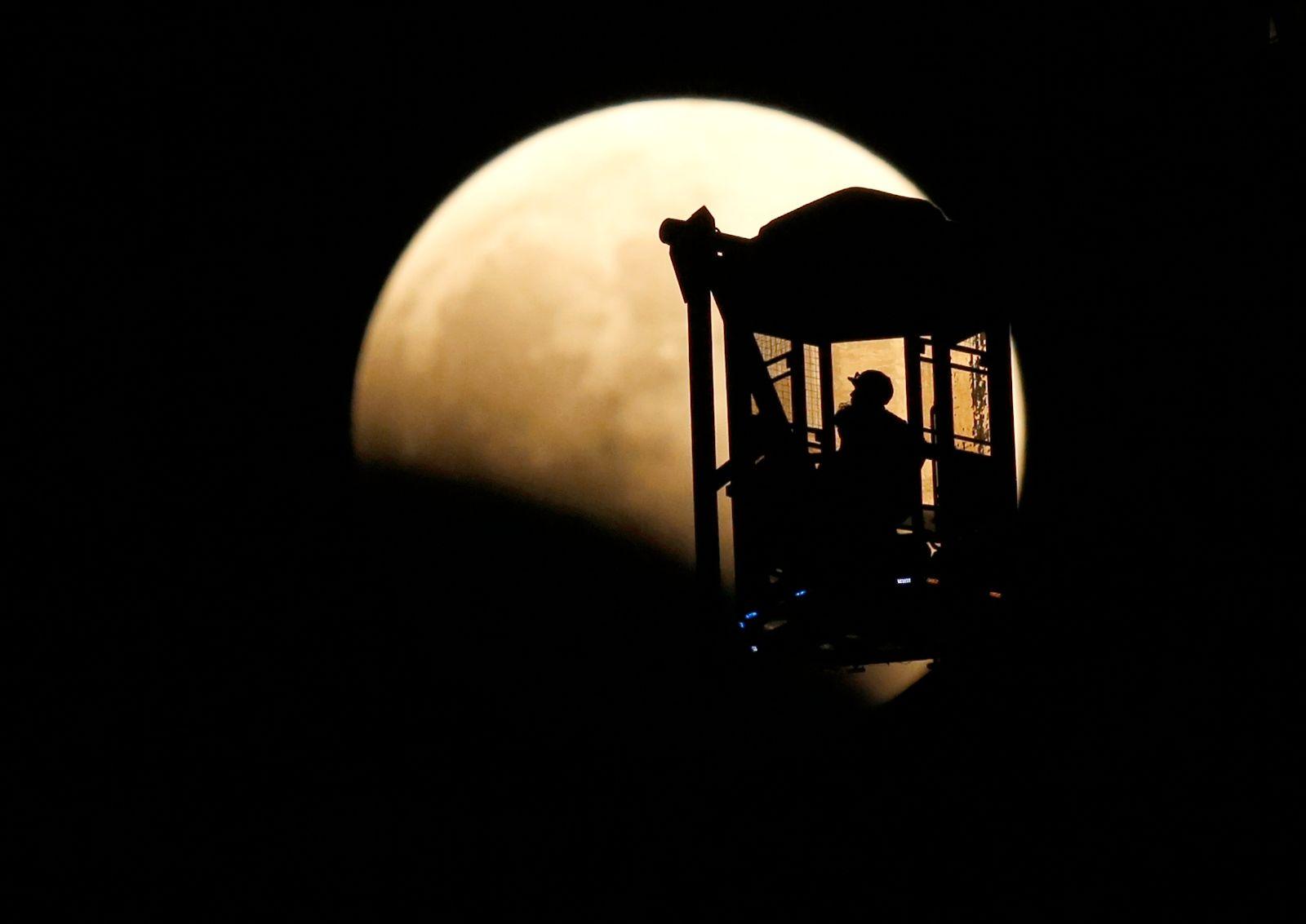 Mond / Mondfinsternis