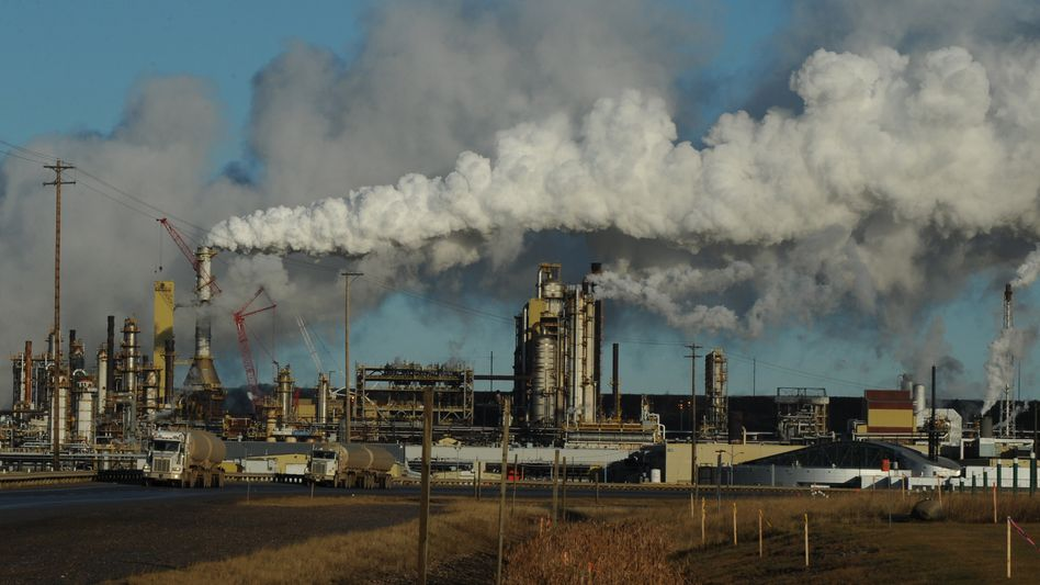 Öl-Anlage in der Provinz Alberta: POC-Kunden investieren Millionen in Öl- und Gasquellen in Kanada - jetzt floppt das Geschäft
